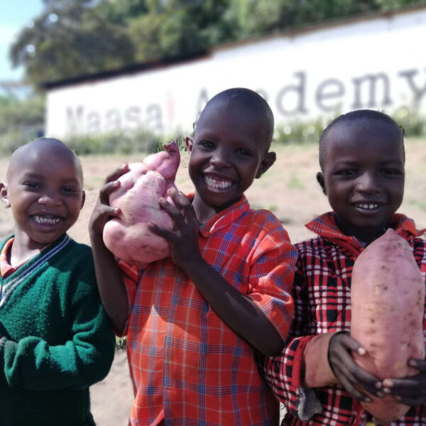 VSSAcademy is proud to support the Massai Academy and Clinic through our partnership with RedTribe